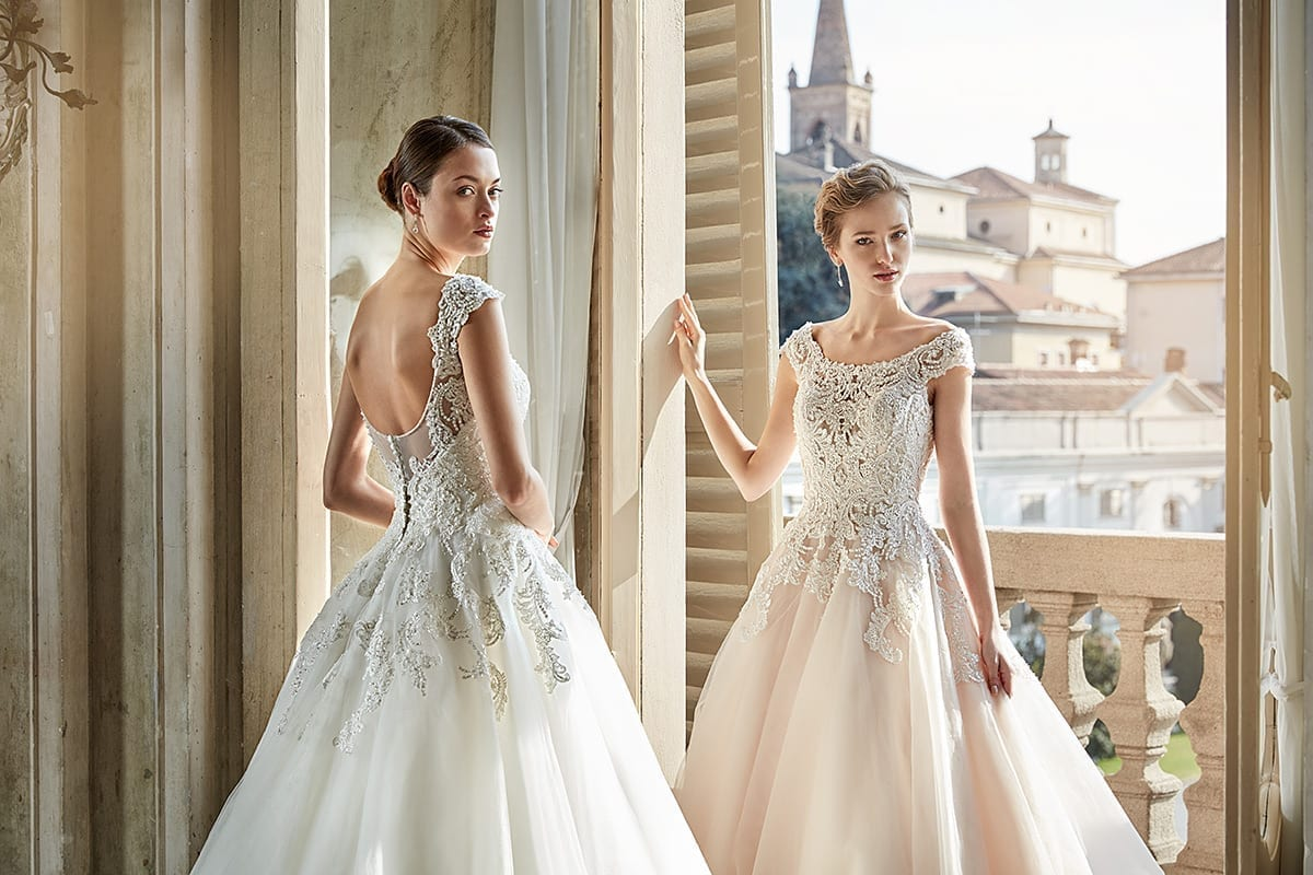 Eddy K Wedding Dress EK1087