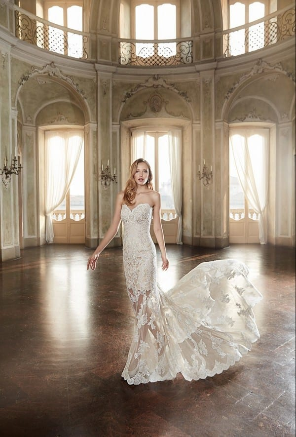 Eddy K Wedding Dress EK1088