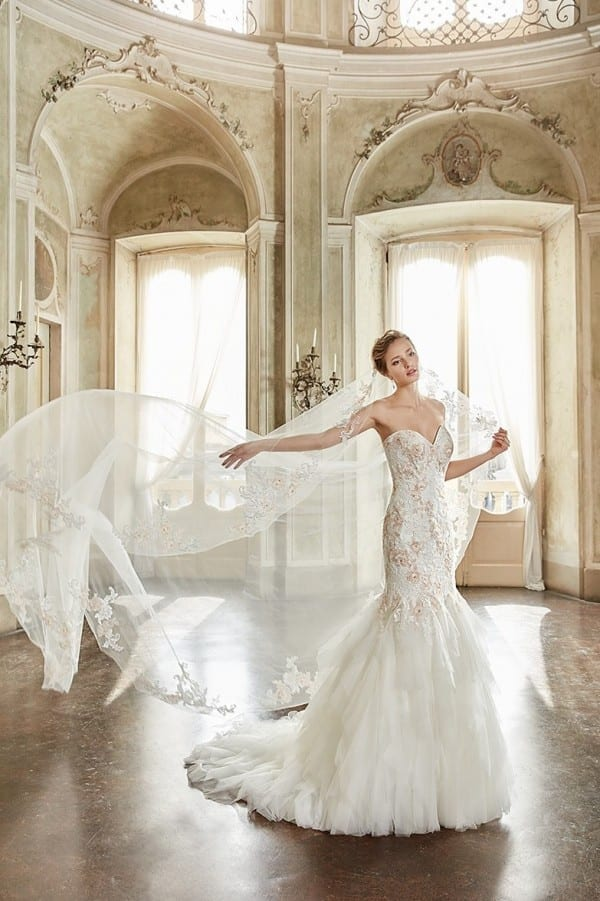 Eddy K Wedding Dress EK1090