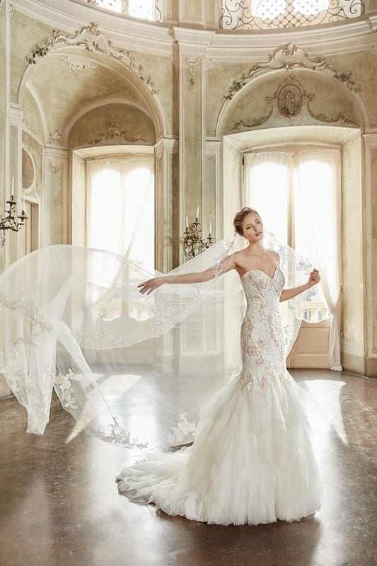 Eddy K Wedding Dress EK1090