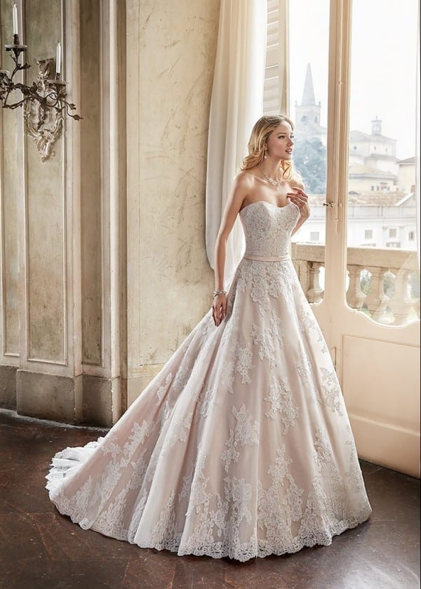 Eddy K Wedding Dress EK1091
