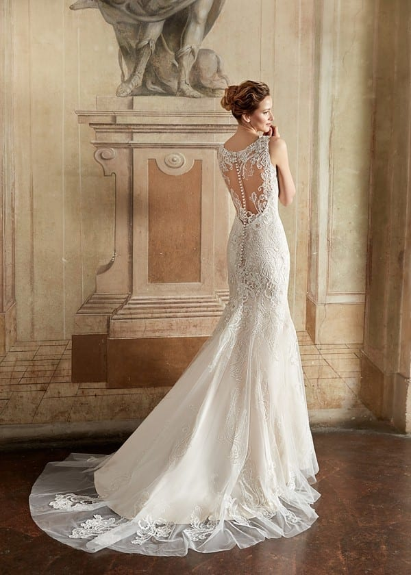 Eddy K Wedding Dress EK1093