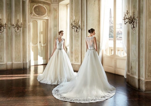 Eddy K Wedding Dress EK1094