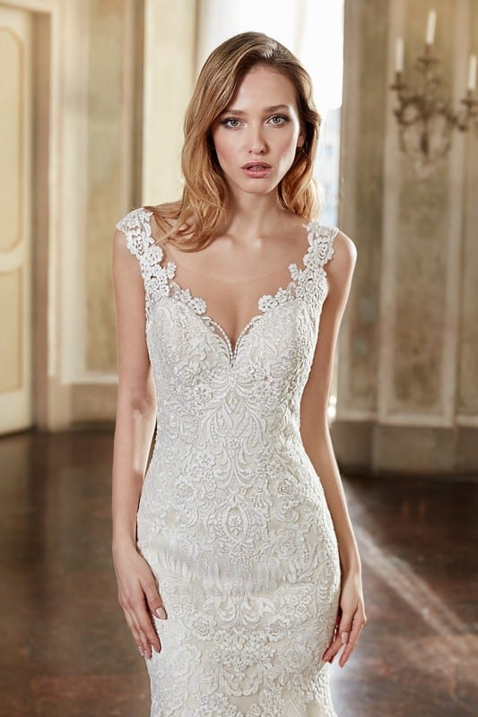 Eddy K Wedding Dress EK1095