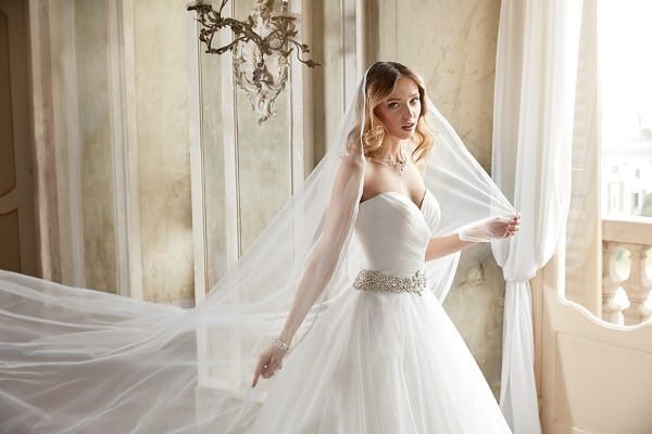 Eddy K Wedding Dress EK1096