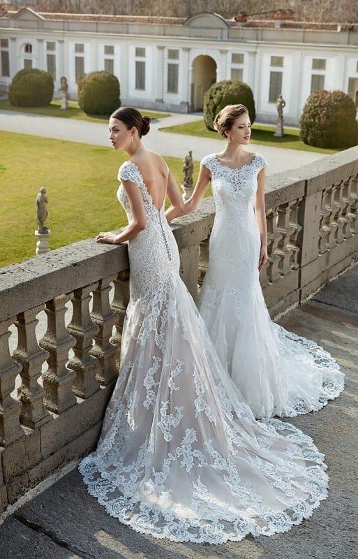 Eddy K Wedding Dress EK1097