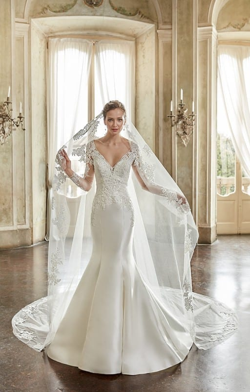 Eddy K Wedding Dress EK1098