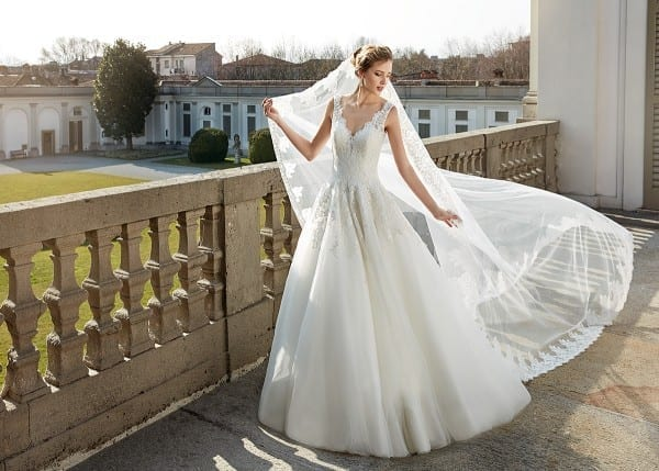 Eddy K Wedding Dress EK1099
