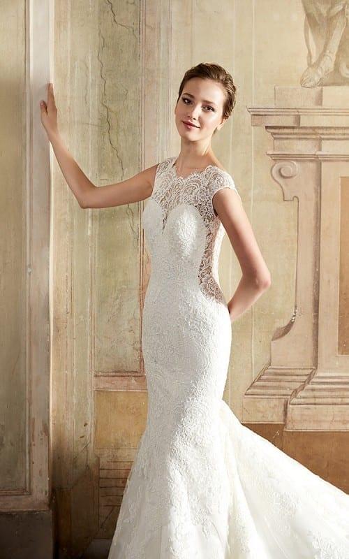 Eddy K Wedding Dress EK1100