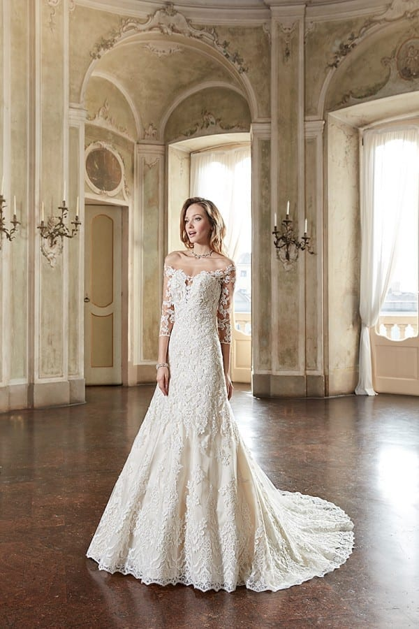 Eddy K Wedding Dress EK1102