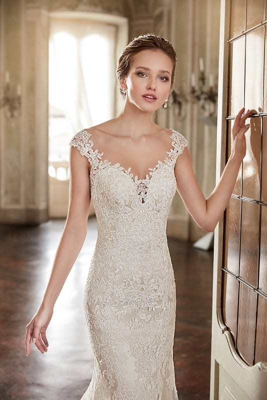 Eddy K Wedding Dress EK1103
