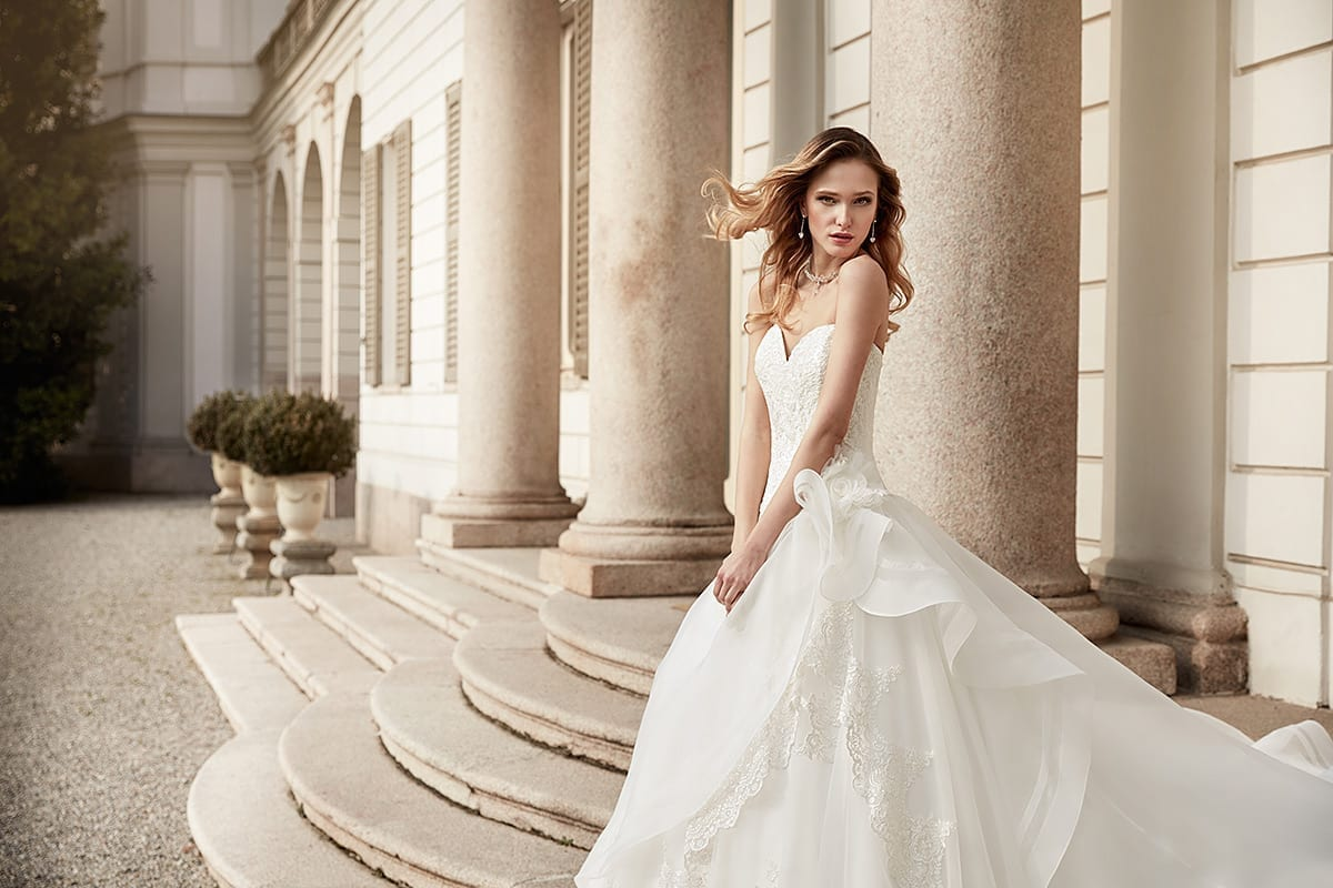 Eddy K Wedding Dress EK1104