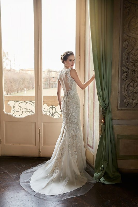 Eddy K Wedding Dress EK1105