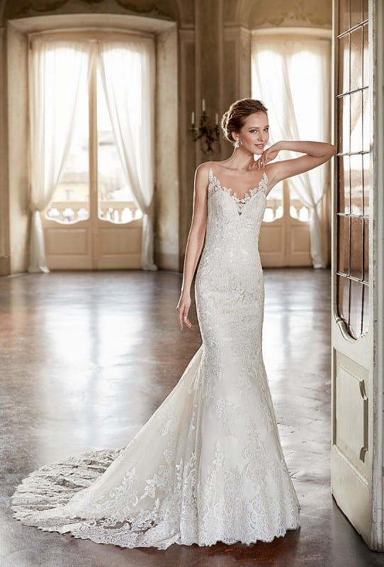 Eddy K Wedding Dress EK1106