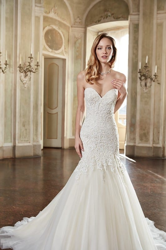 Eddy K Wedding Dress EK1111