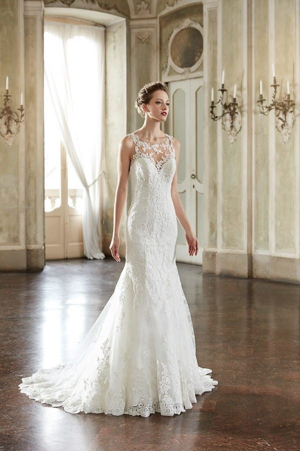 Eddy K Wedding Dress EK1112