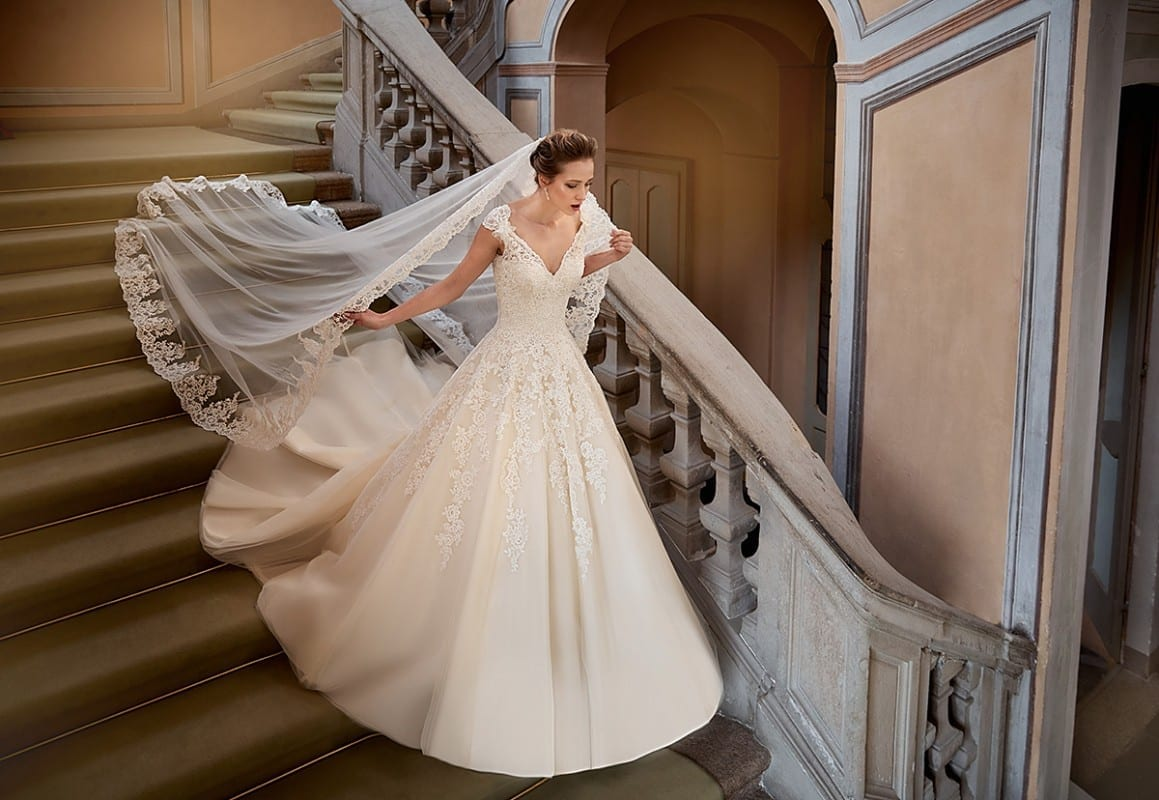 Eddy K Wedding Dress EK1113