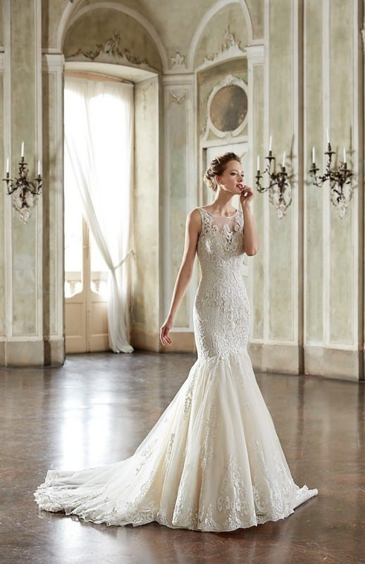 Eddy K Wedding Dress EK1114