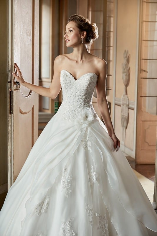 Wedding Dress EK1115 – Eddy K Bridal Gowns | Designer Wedding ...