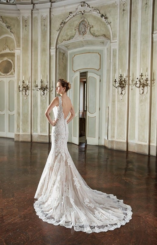 Eddy K Wedding Dress EK1117