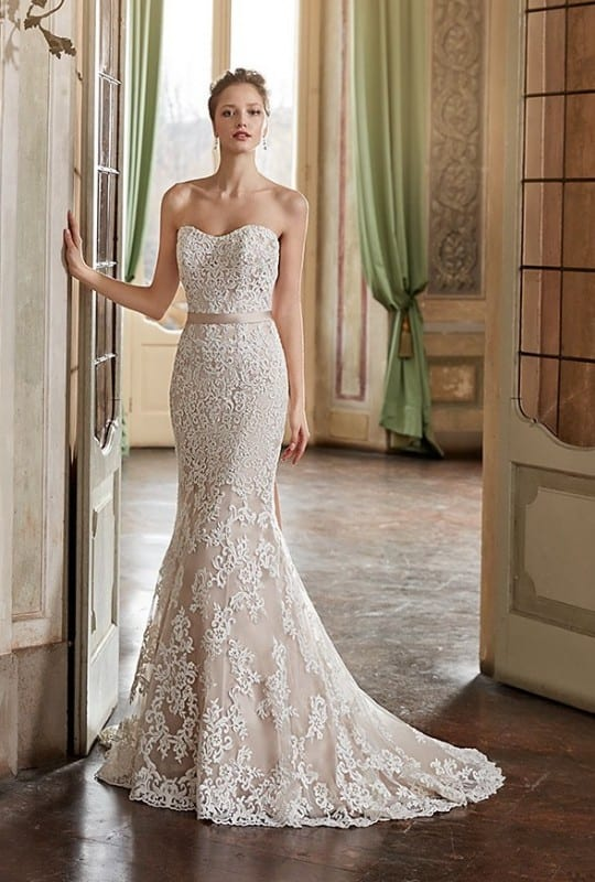 Eddy K Wedding Dress EK1118