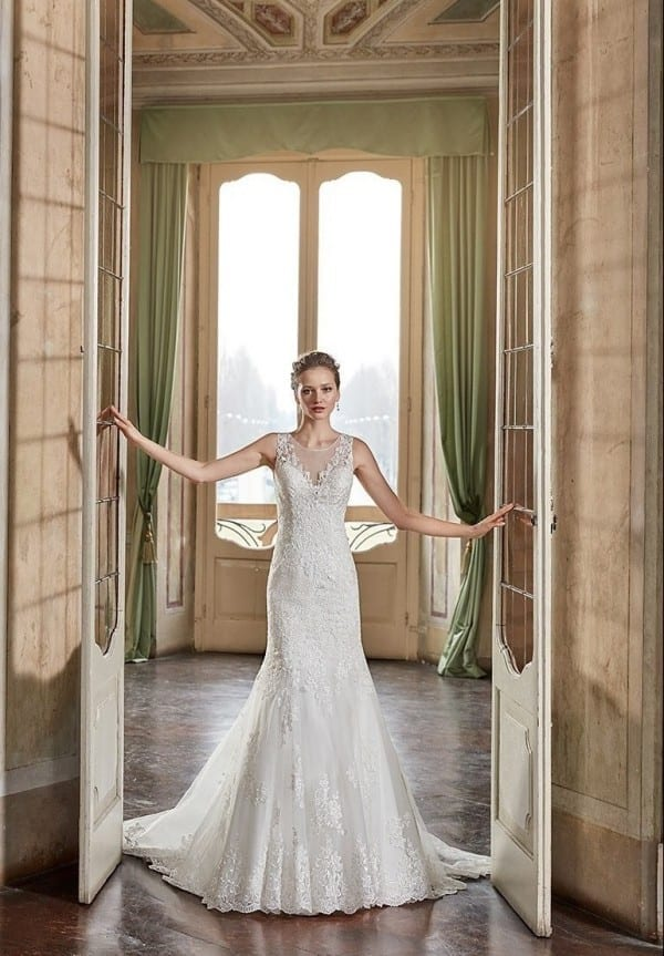 Eddy K Wedding Dress EK1119