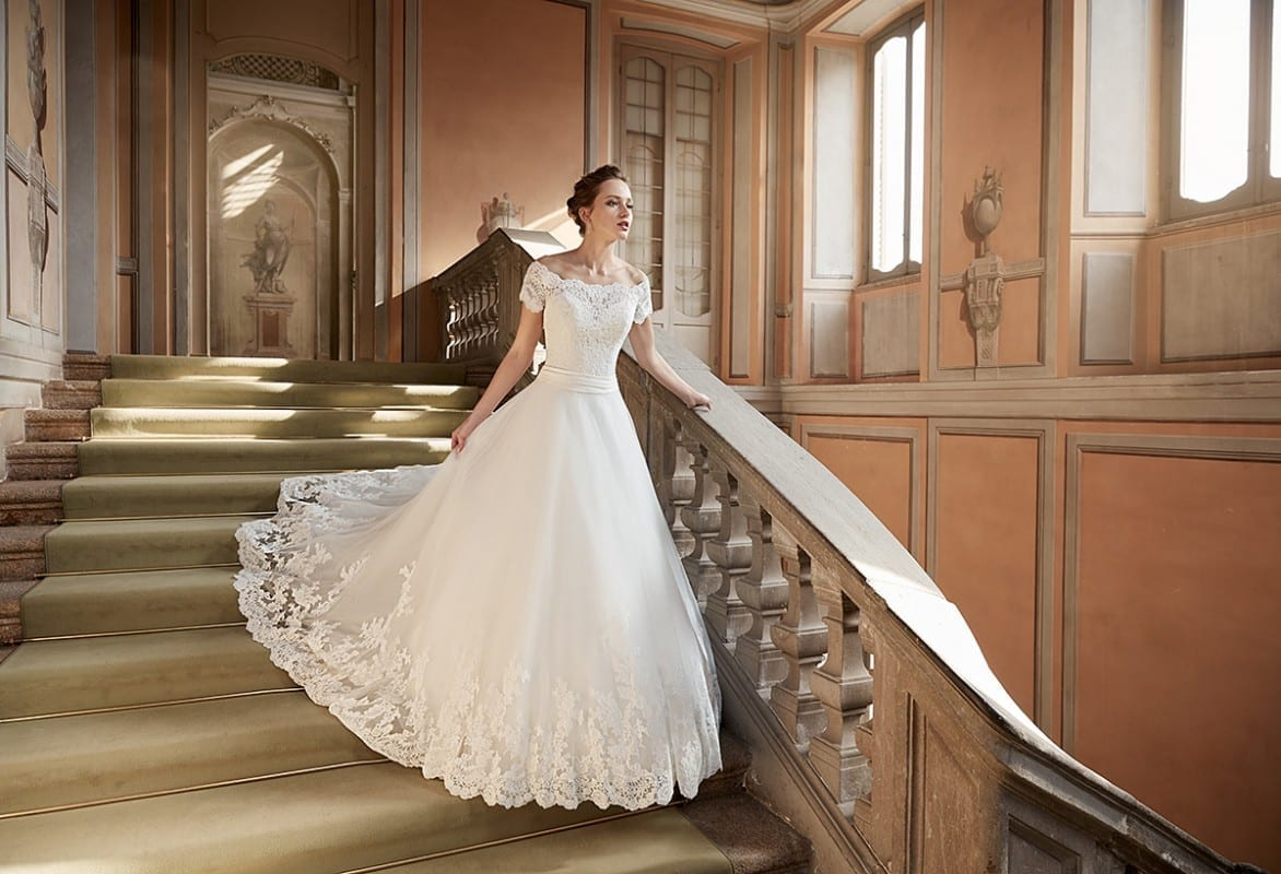 Eddy K Wedding Dress EK1120