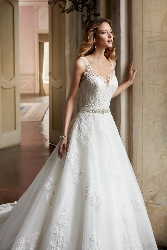 Wedding Dress EK1083 – Eddy K Bridal Gowns | Designer Wedding ...