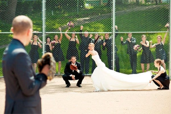 Sunday Inspiration: 22 funny wedding pictures | Eddy K Bridal Gowns ...