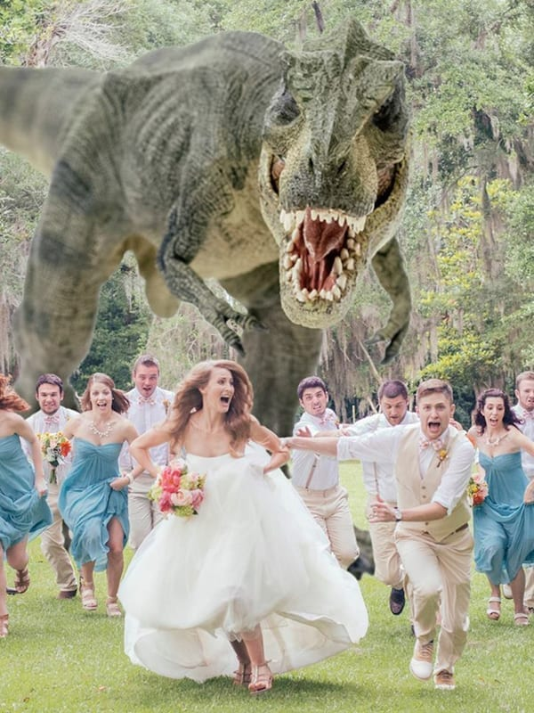 Sunday Inspiration 22 Funny Wedding Pictures Eddy K