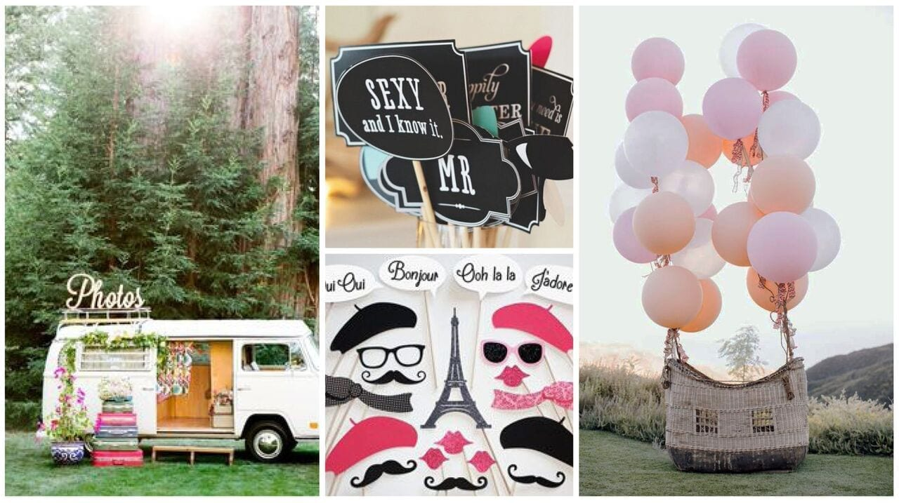 Sunday Inspiration Photo Booth