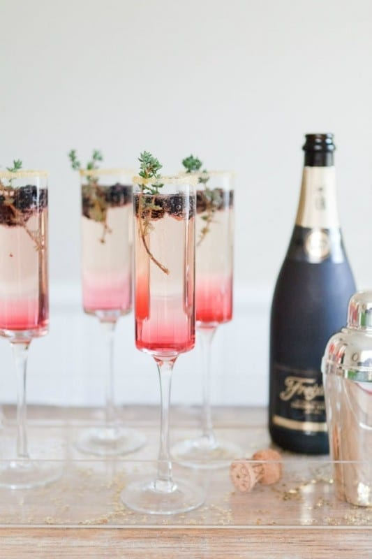 Sunday inspiration summer cocktails