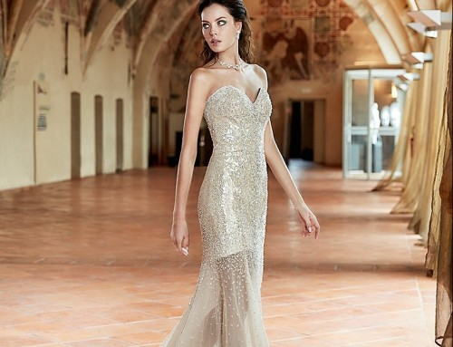 Wedding Dress CT165