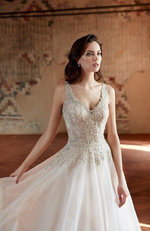 Wedding Dress CT168 – Eddy K Bridal Gowns | Designer Wedding Dresses ...