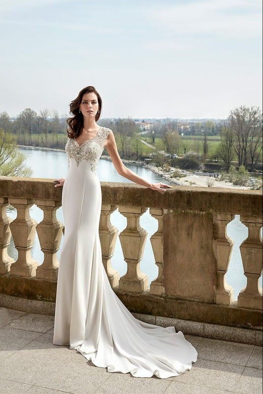 Wedding Dress CT170 – Eddy K Bridal Gowns | Designer Wedding Dresses ...