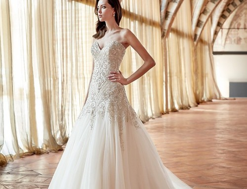 Wedding Dress CT174