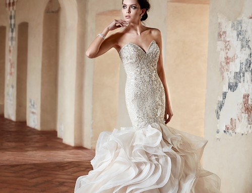 Wedding Dress CT186