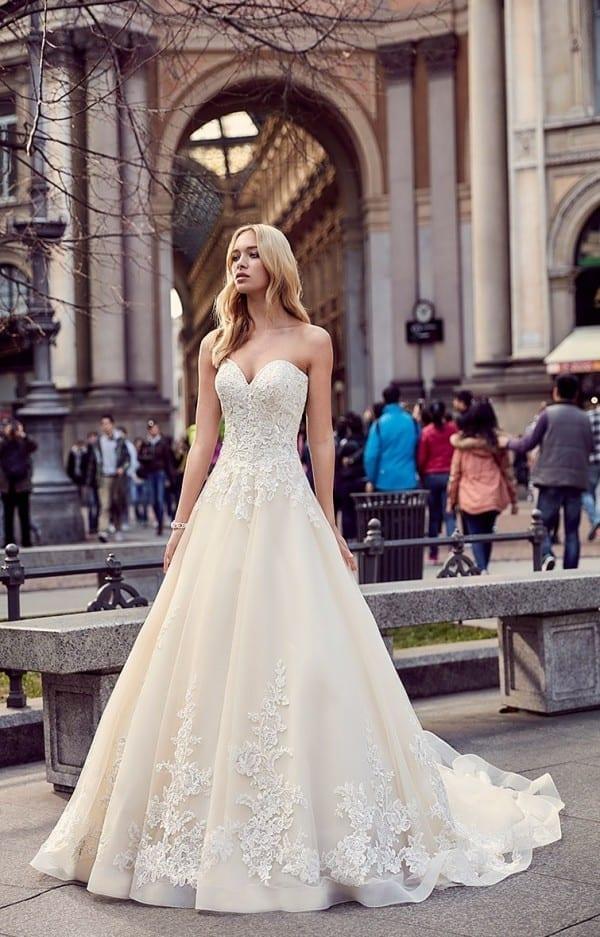 Vestidos de Novia Milano | Eddy K Bridal Gowns | Designer Wedding ...