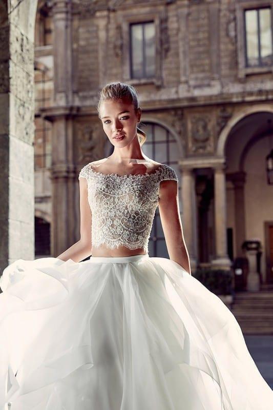 Wedding Dress MD207/R – Eddy K Bridal Gowns | Designer Wedding ...