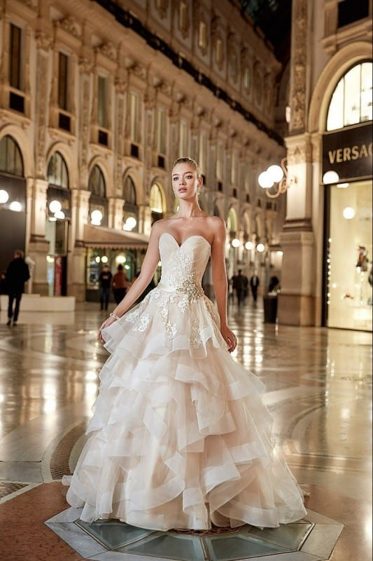 Wedding Dress MD210 – Eddy K Bridal Gowns | Designer Wedding Dresses ...