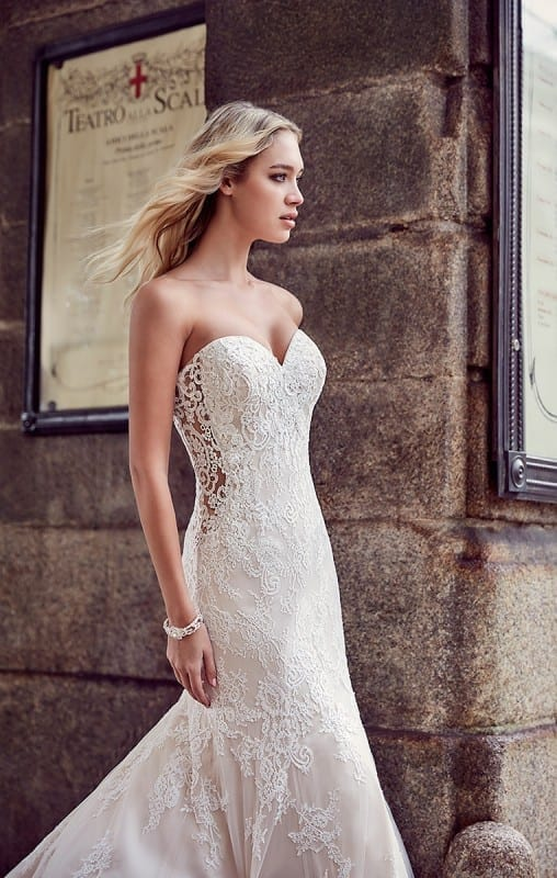 Wedding Dress Md214 Eddy K Bridal Gowns Designer