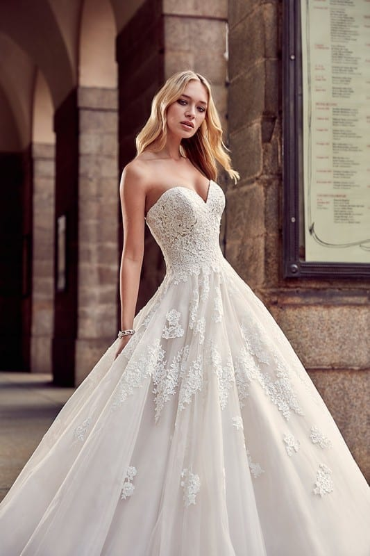 Wedding Dress Md217 Eddy K Bridal Gowns Designer