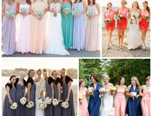 Sunday Inspiration: 7 CRUCIAL tips for choosing your bridesmaids' dresses