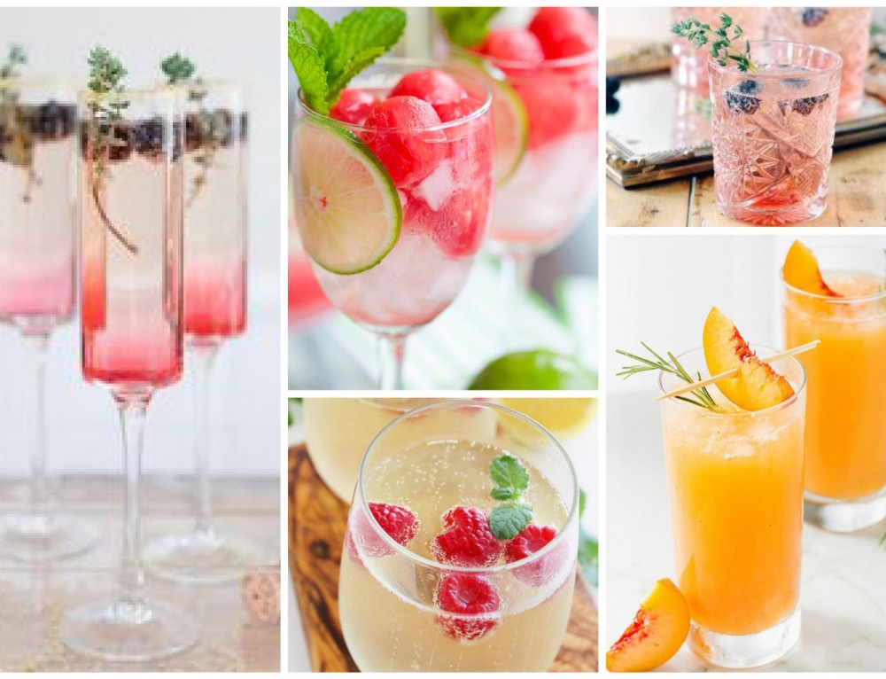 Sunday Inspiration: 15 Summer cocktails to freshen up your wedding