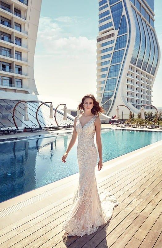 Wedding Dress SKY104 – Eddy K Bridal Gowns | Designer Wedding ...