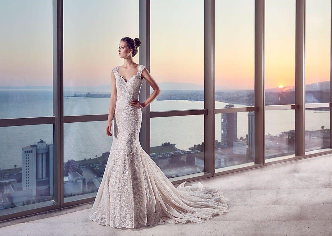 Wedding Dress Sky111 Eddy K Bridal Gowns Designer