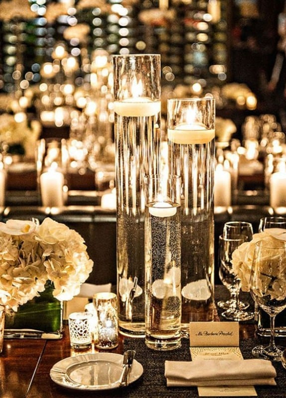 Sunday Inspiration 30 Centrepieces Youll Want At Your Wedding
