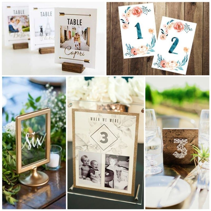 sunday inspiration table signs cover