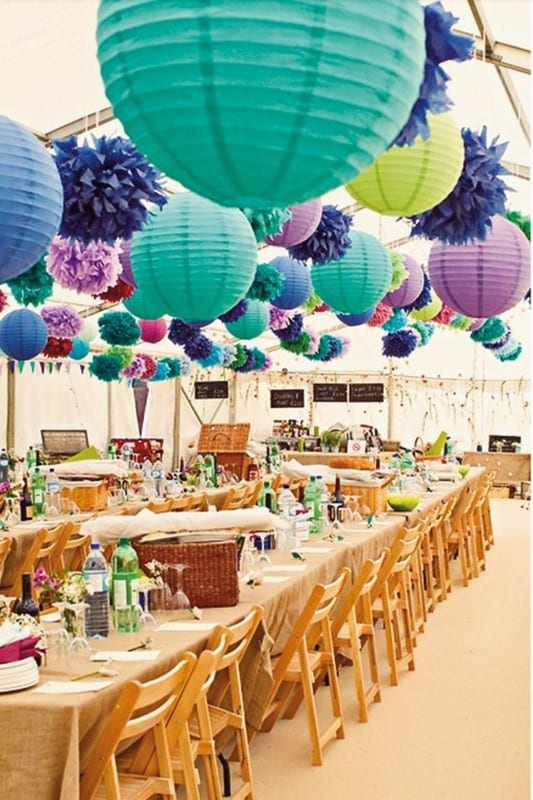 99+ Birthday Party Ceiling Decoration Ideas - Carnaval
