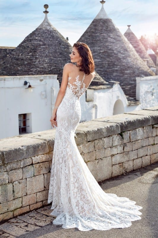 Wedding Dress Adela Eddy K Bridal Gowns Designer Dresses 2018